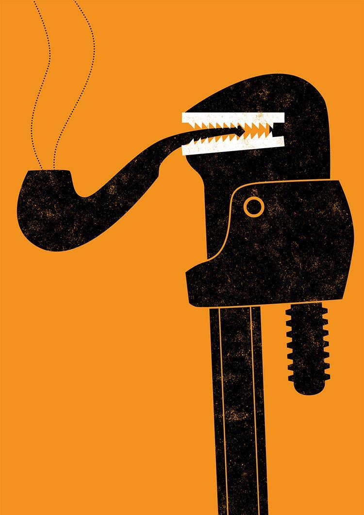 Poster-Tool-Advertising-Kian-Graphic-Agency-news-Desing
